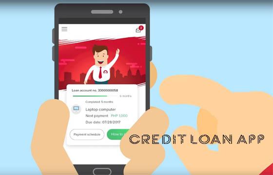 Credit Loan App