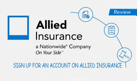 Allied Insurance Sign up