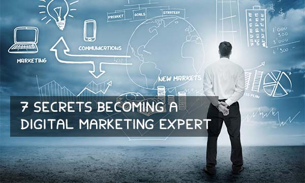 Becoming a Digital Marketing Expert