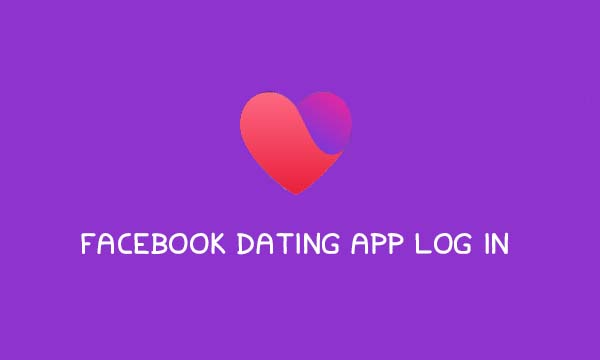 Facebook Dating App Log In