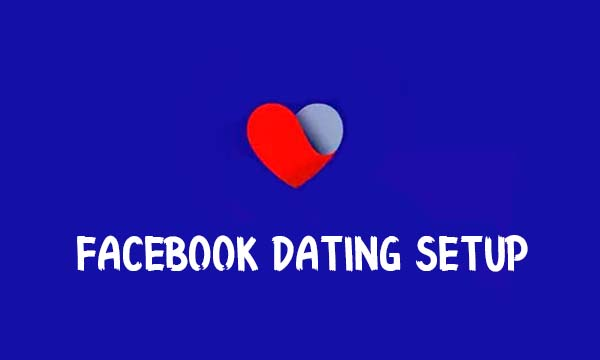 Facebook Dating Setup