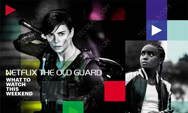 Netflix The Old Guard