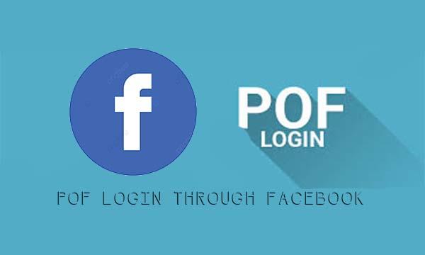 POF Login through Facebook